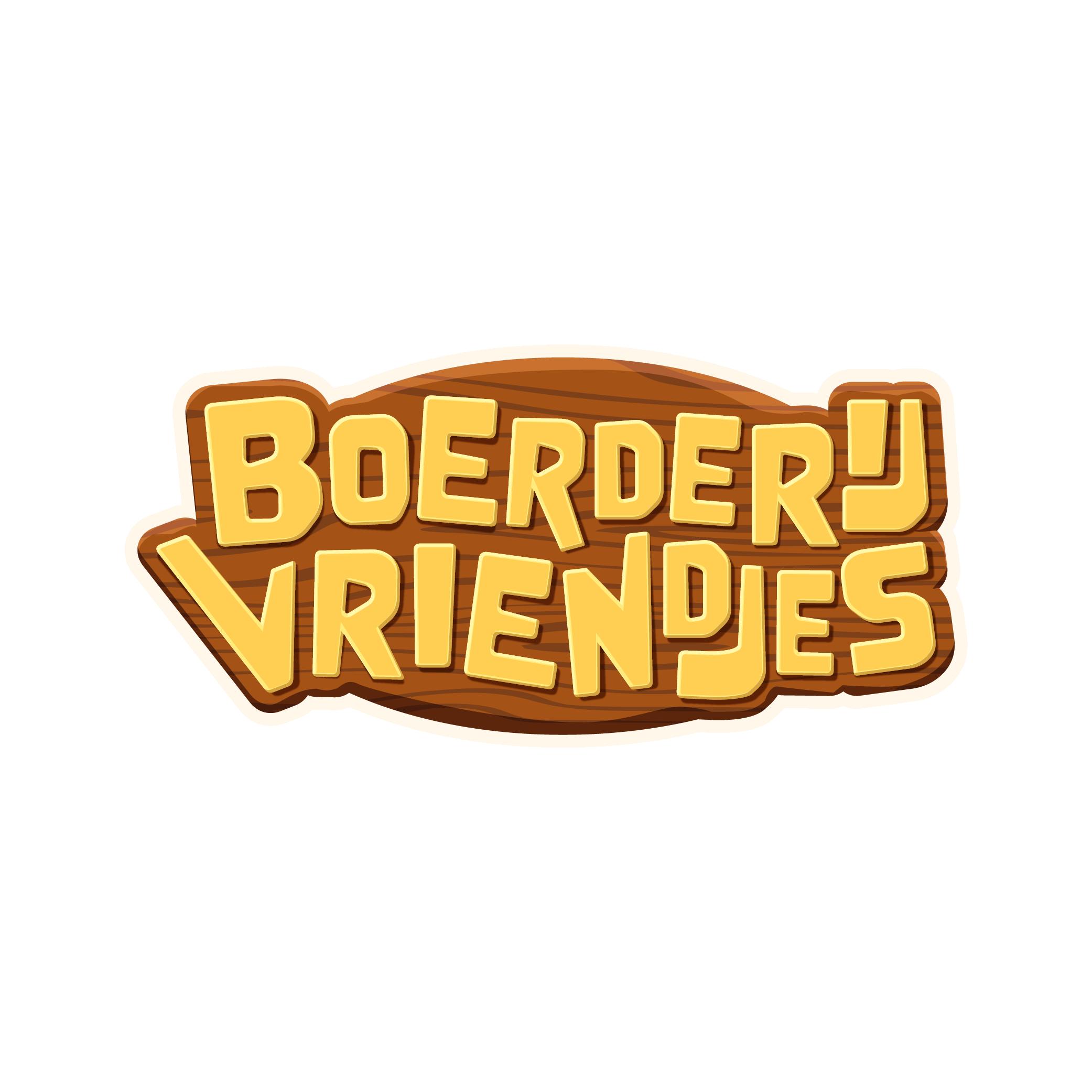 Logo Boerderij Vriendjes