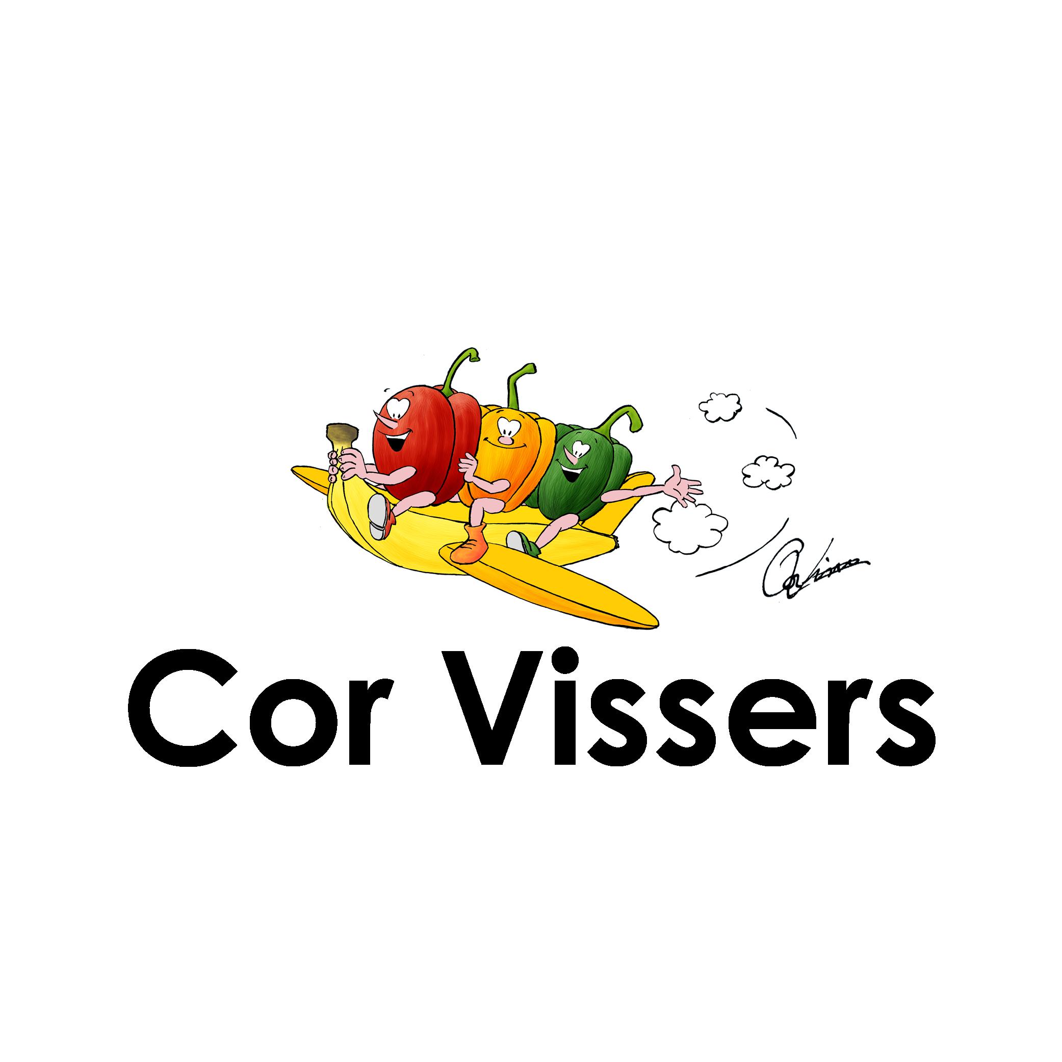 Logo Cor Vissers