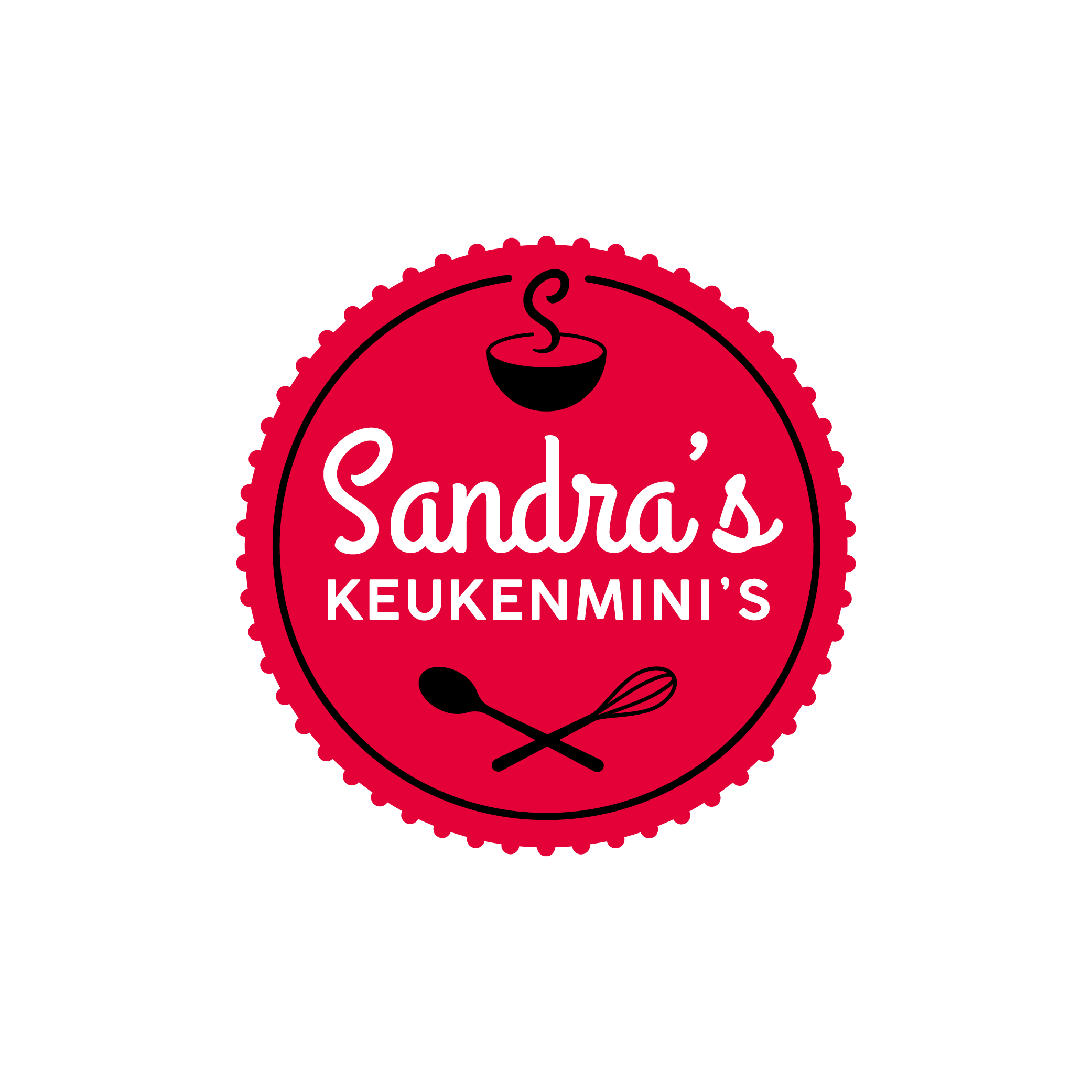 Logo Sandra's Keukenmini's