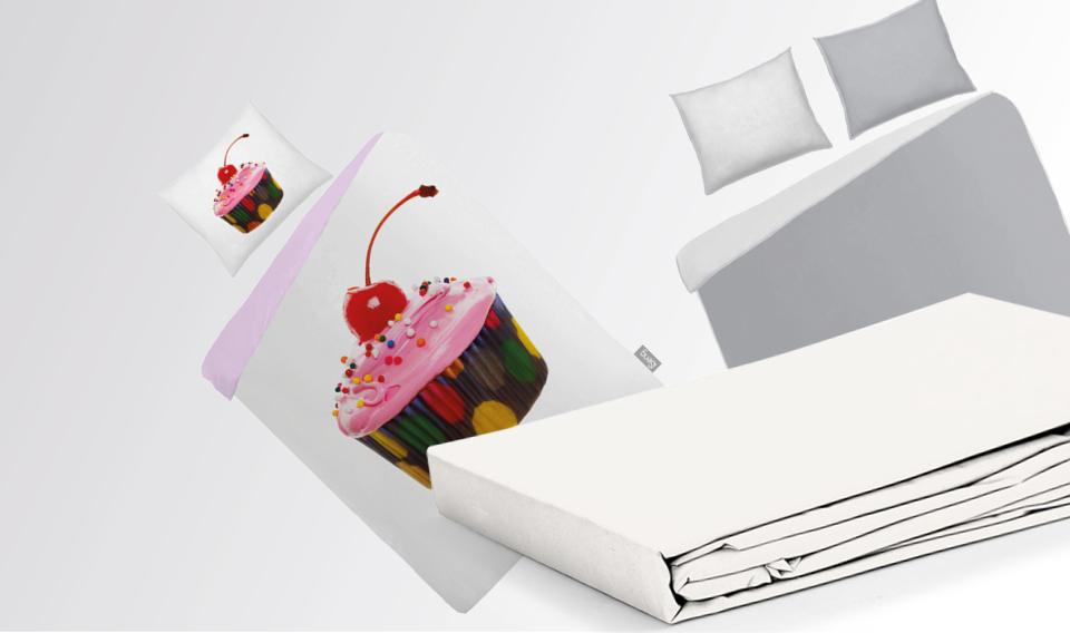 Productshot iSeng beddengoed