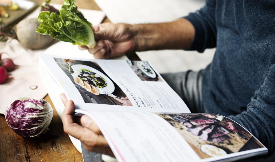 Homey's campagne activeren met receptenboekje